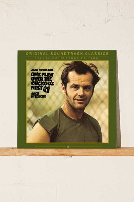 Jack Nitzsche - One Flew Over The Cuckoo's Nest Soundtrack LP