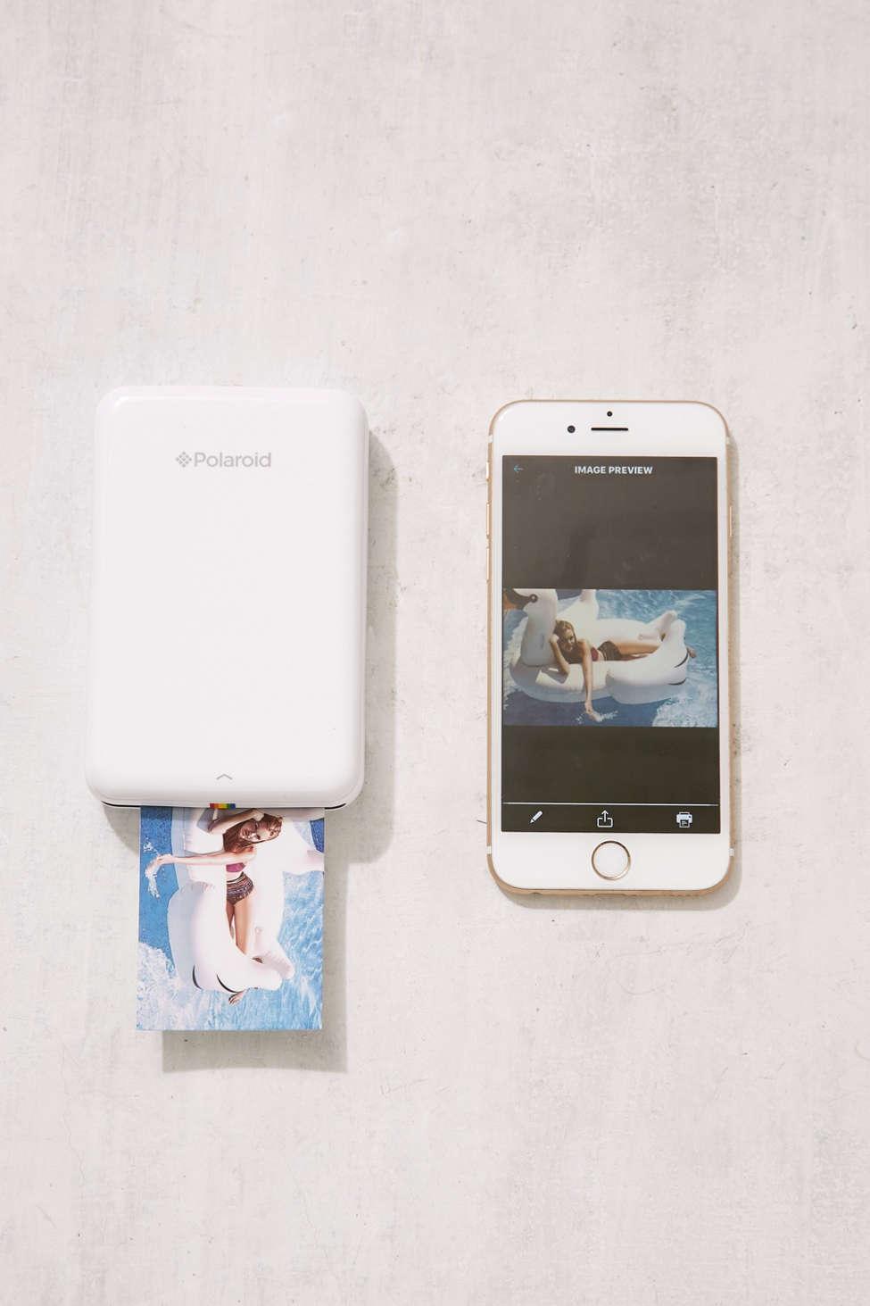 Polaroid Zip Mobile Photo Printer Urban Outfitters