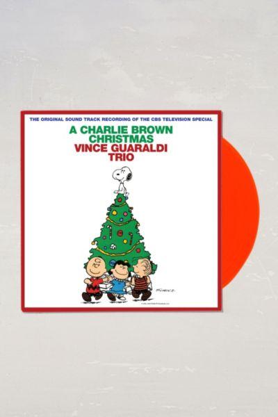Vince Guaraldi Trio A Charlie Brown Christmas Lp Urban