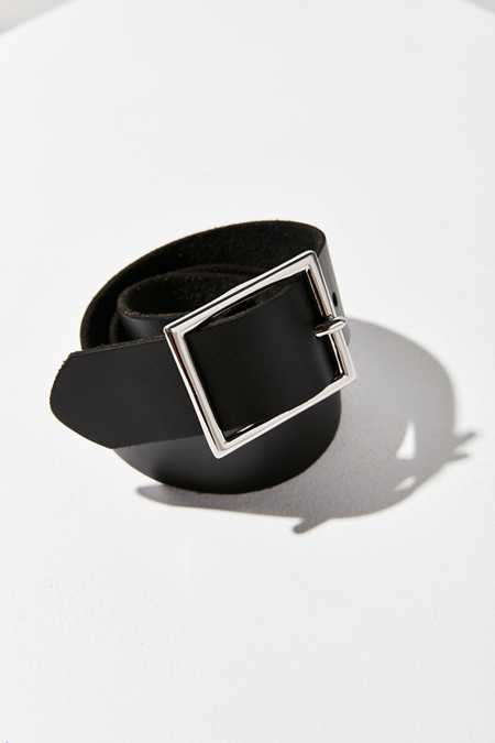 Slide View: 2: BDG Square Buckle Belt