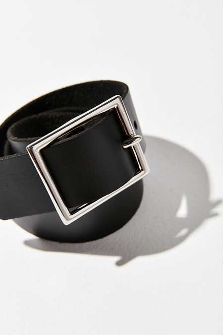 Slide View: 4: BDG Square Buckle Belt