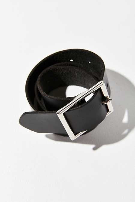 Slide View: 5: BDG Square Buckle Belt