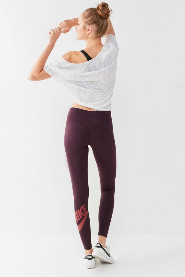 Nike Leg A See Logo Legging Urban Outfitters