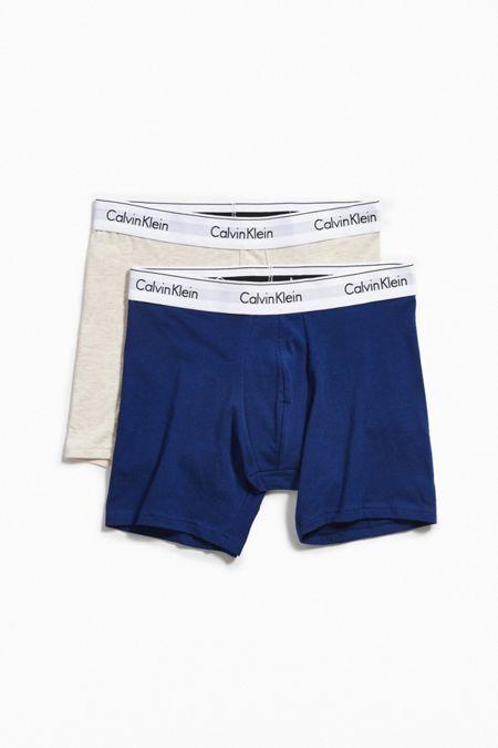 Calvin Klein Modern Cotton Boxer Brief 2-Pack ef4821a6e3e0