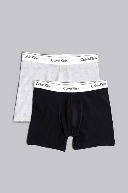 Calvin Klein Modern Cotton Boxer Brief 2-Pack