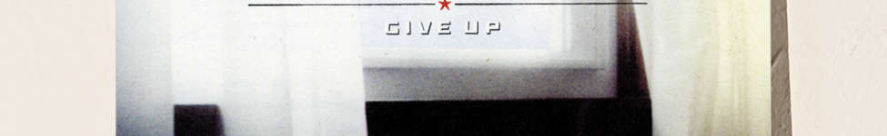 Thumbnail View 1: The Postal Service - Give Up LP