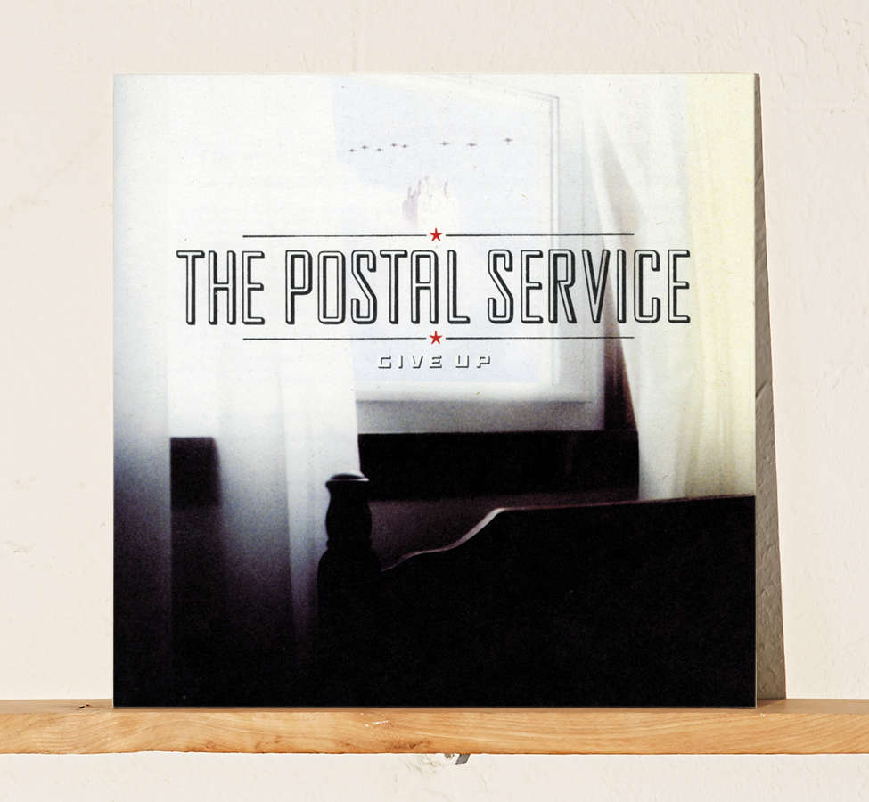 Slide View: 1: The Postal Service - Give Up LP