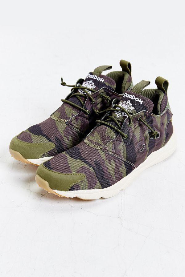 Reebok Furylite GM Camo Sneaker  4a41ba03f9