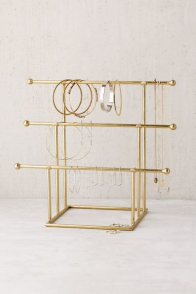 Gold Jewelry Storage Boxes Holders Urban Outfitters Canada
