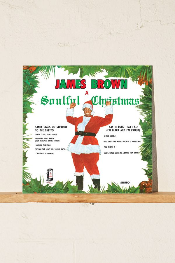 james brown a soulful christmas lp