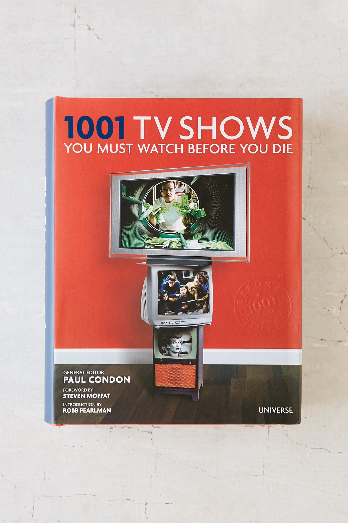 1001 TV Shows You Must Watch Before You Die By Paul Condon & Robb Pearlman.  Tap image to zoom. Hover to zoom. Double Tap to Zoom