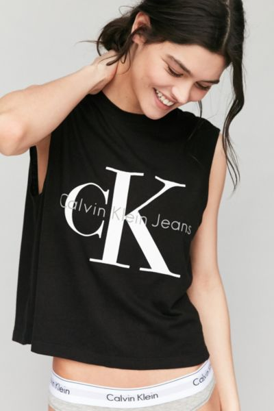 Calvin Klein For UO Muscle Tee
