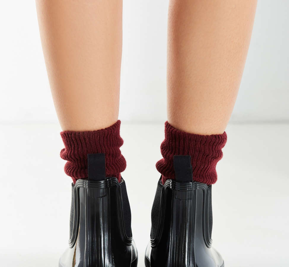 Slide View: 6: Hunter Original Chelsea Glossy Rain Boot