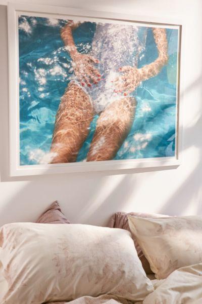 Lars Botten Les Dents De La Mer Art Print - Pearl 8 X 10 at Urban Outfitters