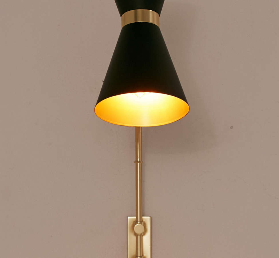 Slide View: 2: Ditte Sconce