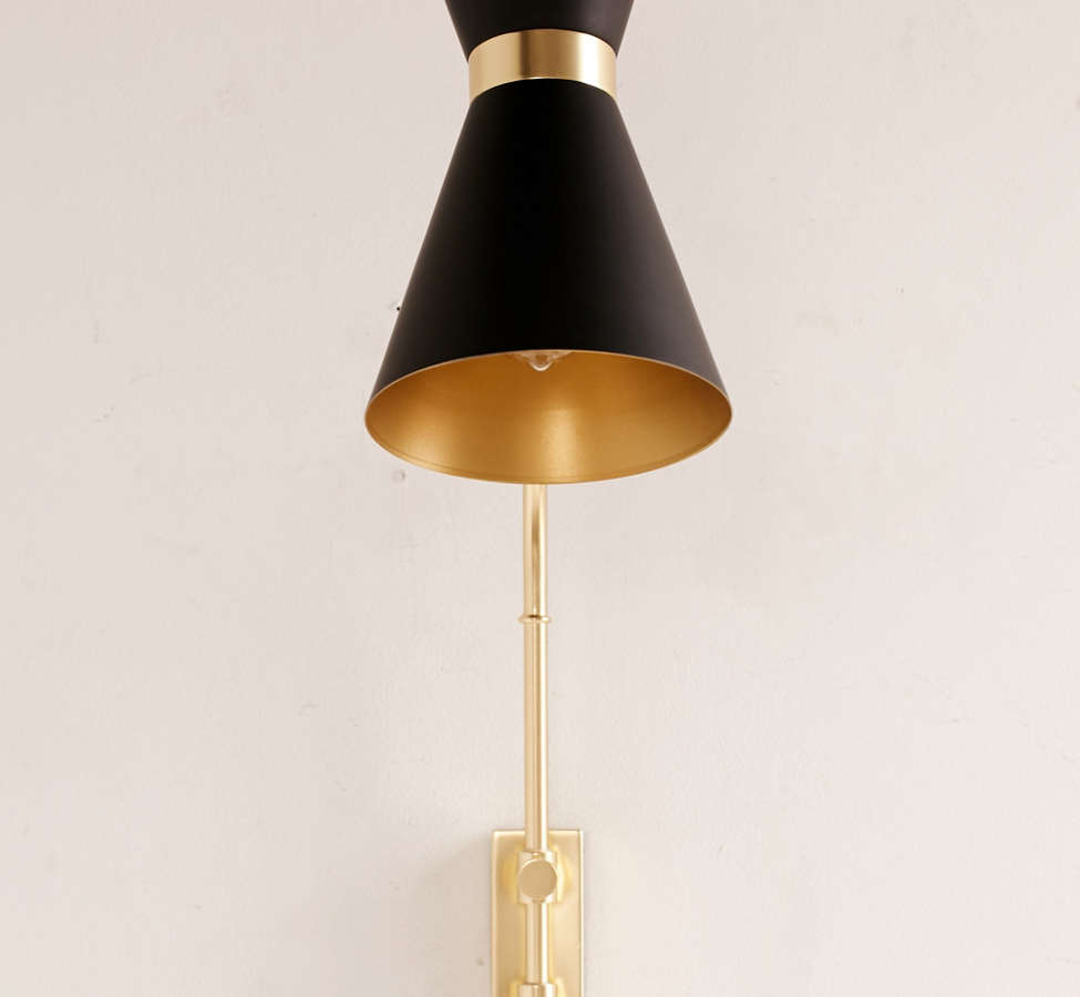 Slide View: 3: Ditte Sconce