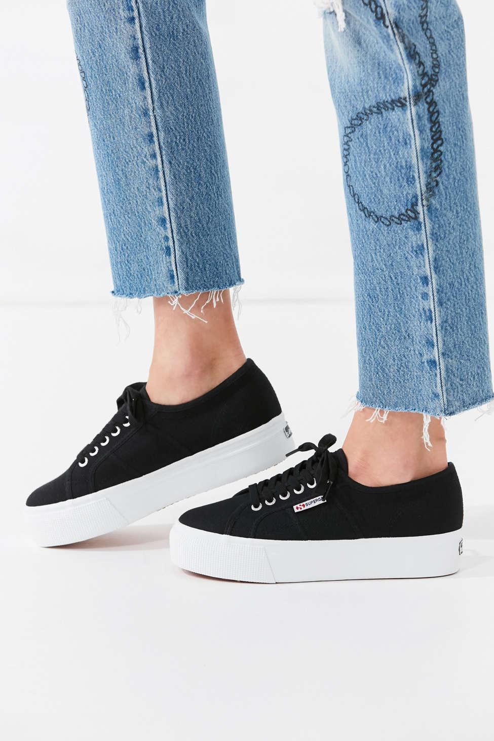 Superga Women's 2790 Platform Sneaker