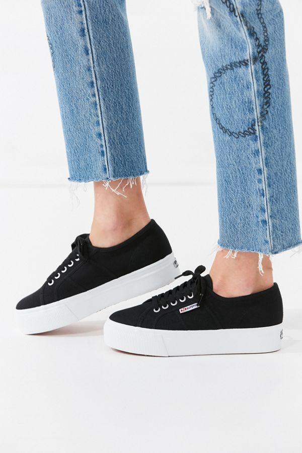 Superga Women's 2790 Platform Sneaker Y8L00fJT