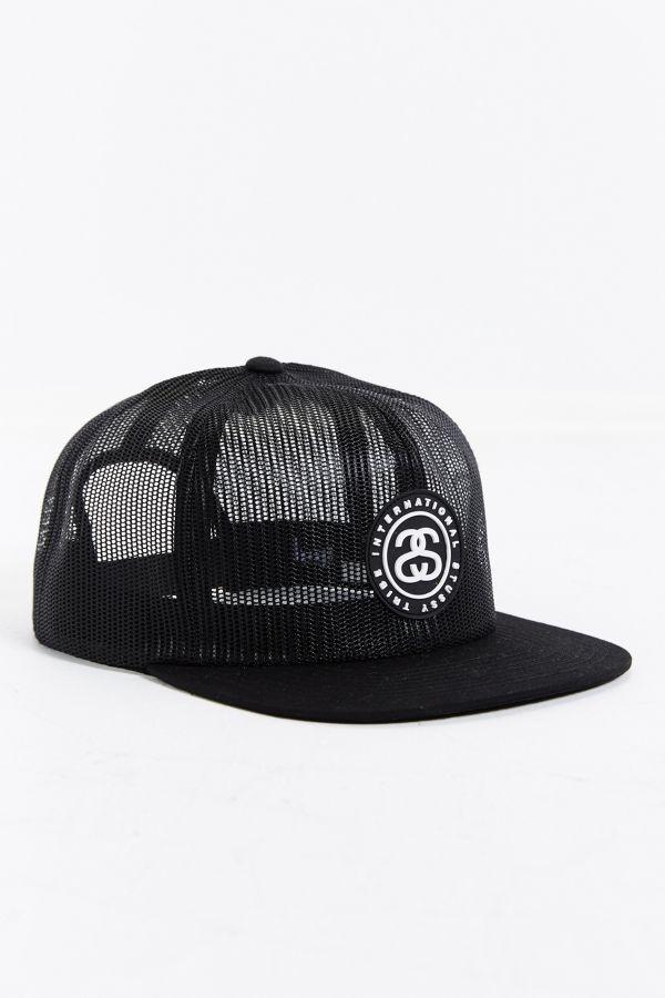 Stussy International Mesh Snapback Hat  79fd0f61ee6