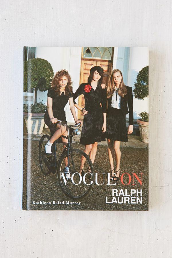Vogue On Ralph Lauren By Kathleen Baird-Murray  061d4f865a