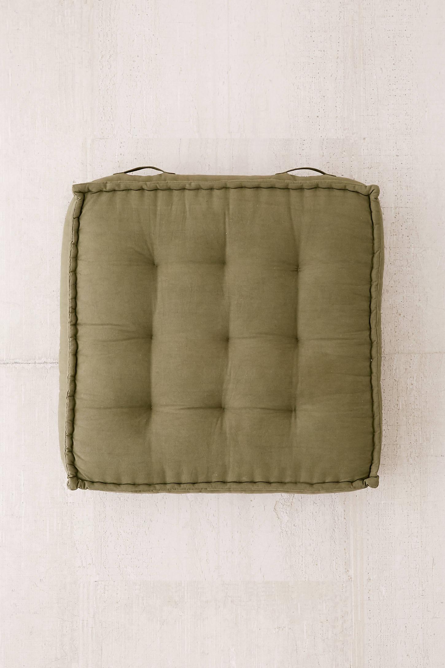 Cushion Floor For Kitchens Reema Floor Cushion Urban Outfitters