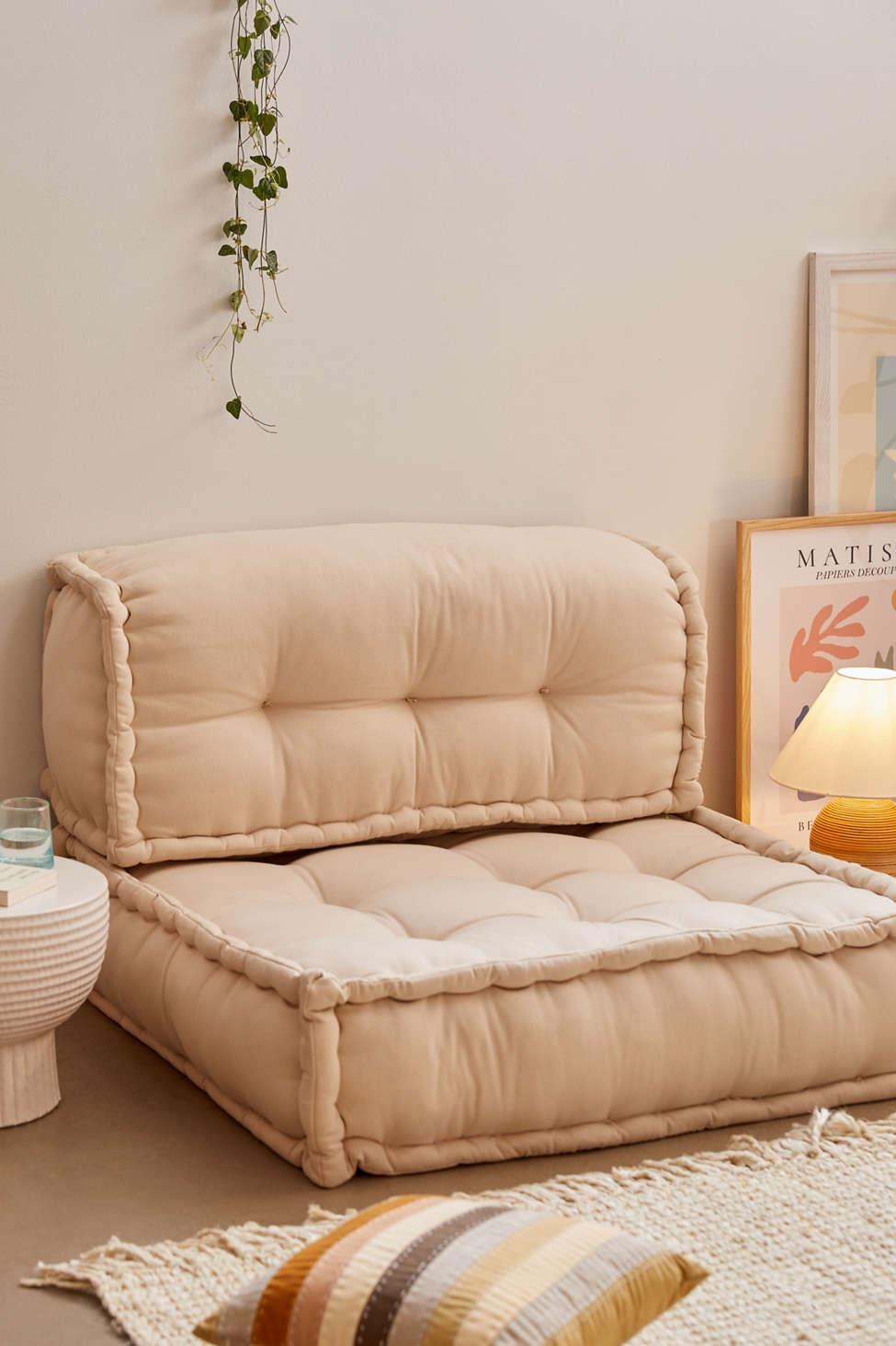 Reema Floor Cushion Urban Outfitters
