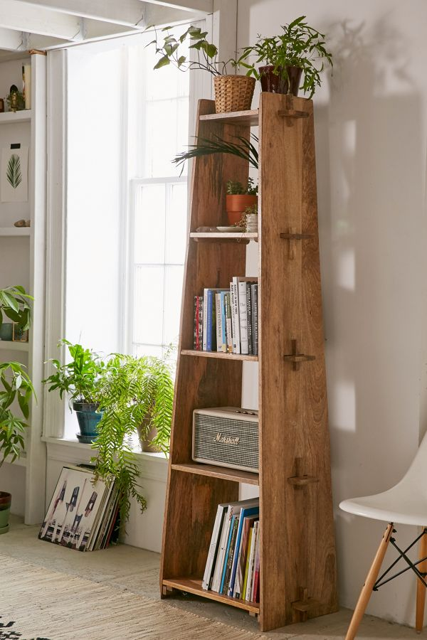 Your Urban Outfitters Gallery Riley Wooden Bookshelf