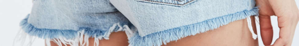 Thumbnail View 4: Levi's 501 Frayed Denim Short - Waveline