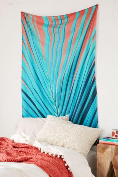 Malibu Palm Tapestry