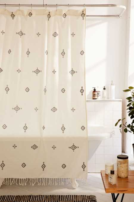 4040 Locust Toures Shower Curtain