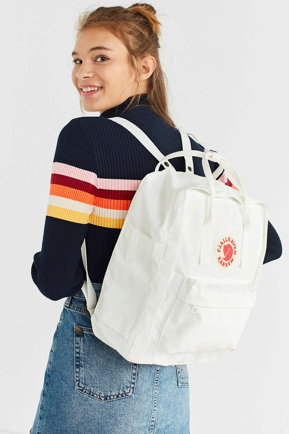 Fjallraven X Uo Kanken Backpack Urban Outfitters