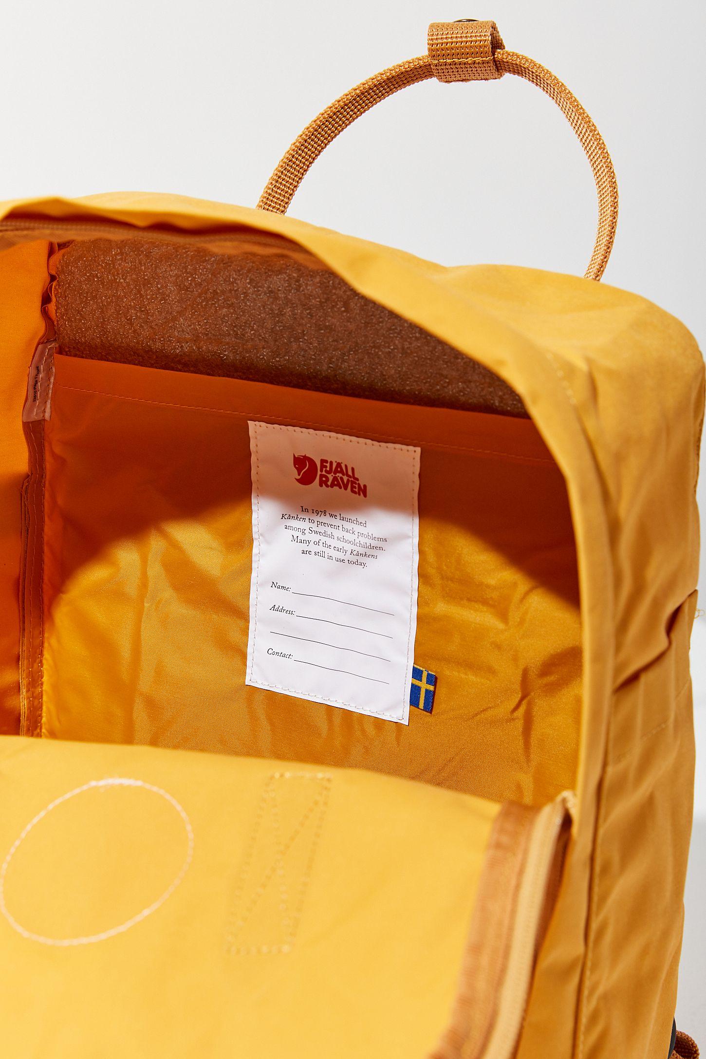 Fjallraven Kanken Backpack   Urban Outfitters a3e6515b1a