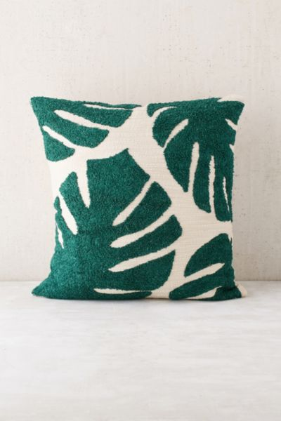 Assembly Home Crewel Palms Pillow Urban Outfitters