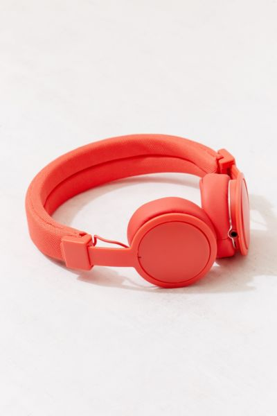 Urbanears Plattan ADV Wireless Headphones - Red One Size at Urban Outfitters