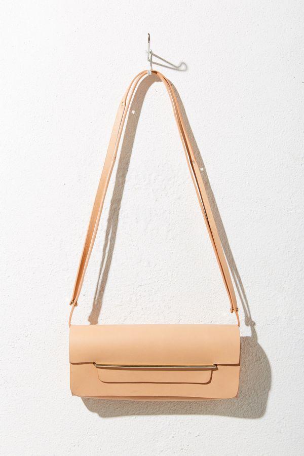 Aandd Double Clutch Bag