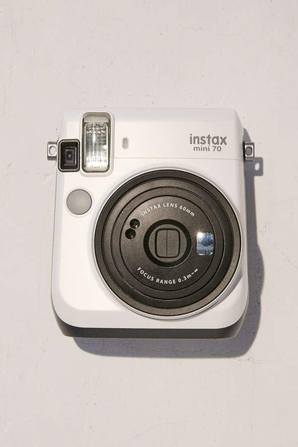 Fujifilm Instax Mini 70 Instant Camera | Urban Outfitters
