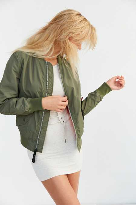 Alpha Industries L2B Flight Jacket