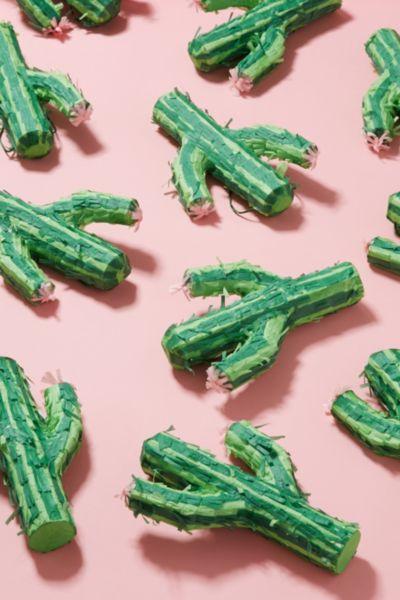 Mini Cactus Pinata