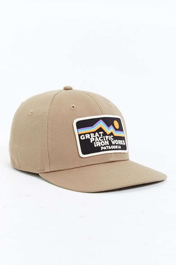 Patagonia Great Pacific Iron Works Roger That Baseball Hat  e588fbace58