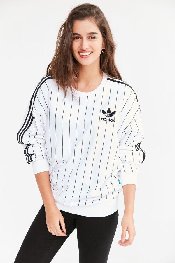 Slide View  1  adidas Originals SOS Tennis Pullover Sweatshirt ce204d64f9