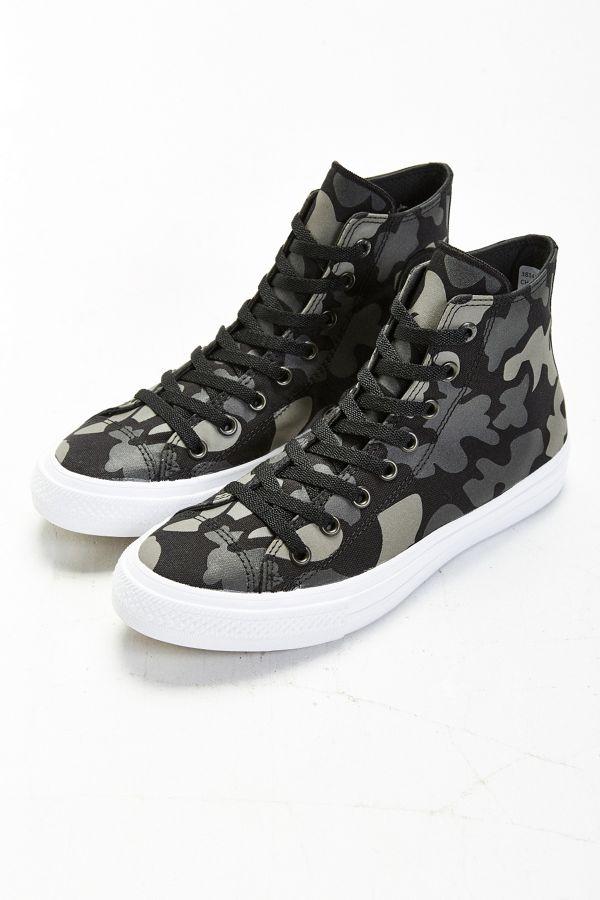 Converse Chuck Taylor All Star II Reflective Camo Sneaker  b33a035ac
