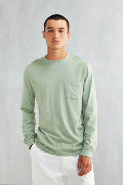 UO Long Sleeve Pocket Tee