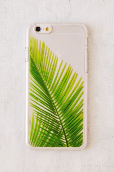 Palms On Pink iPhone 6/6s Case