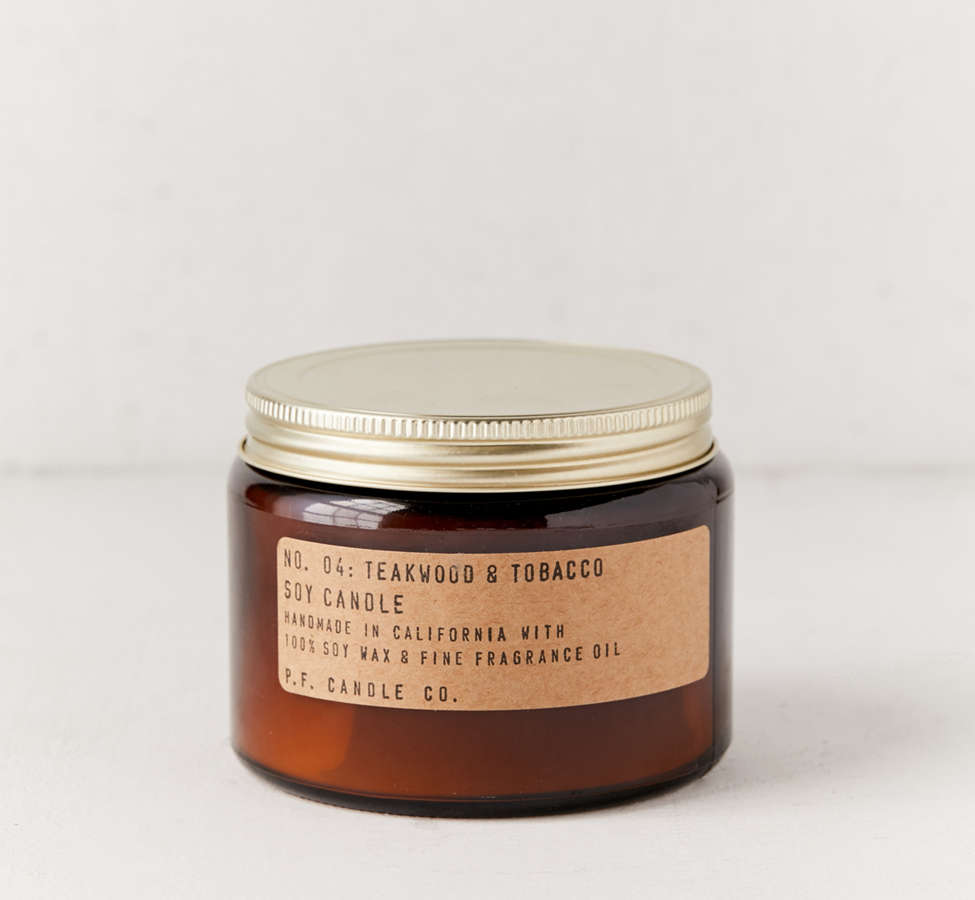 Slide View: 2: P.F. Candle Co. Double Wick Jar Candle