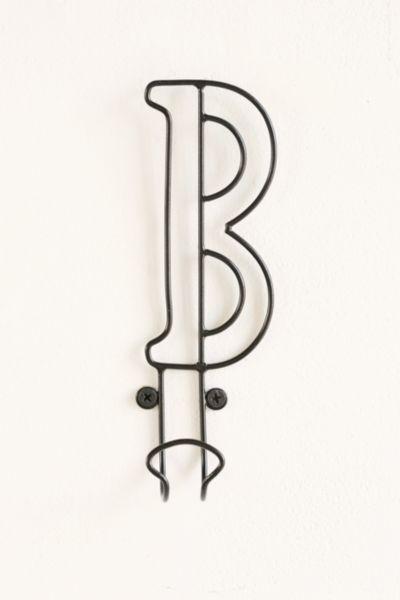 Monogram Hook