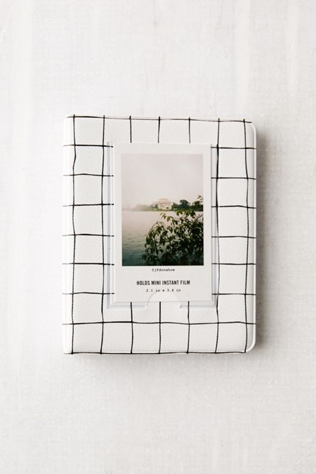 instax patterned photo album - Mini Frames