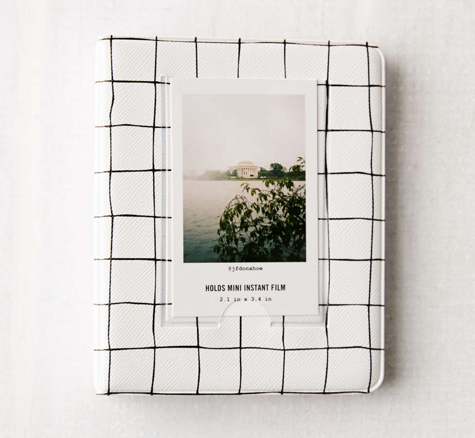 Slide View: 1: Instax Patterned Photo Album