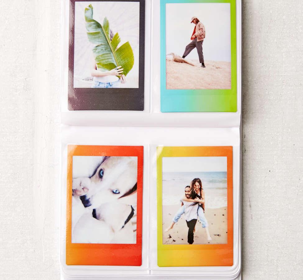 Slide View: 3: Instax Patterned Photo Album