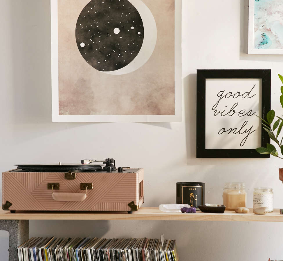 Slide View: 1: Claire Goodchild Moon & Stars Aries Art Print