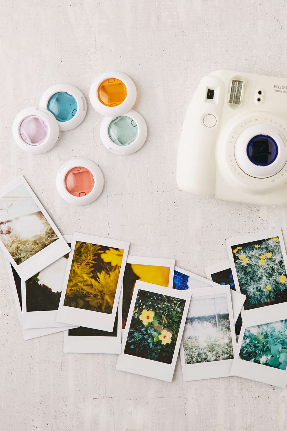 Instax Mini Color Filter Lens Set Urban Outfitters